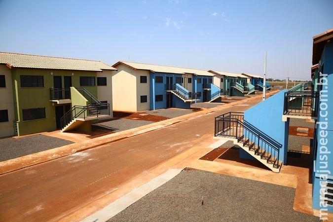 Douradenses recebem hoje chaves de 512 apartamentos no Conjunto Ildefonso