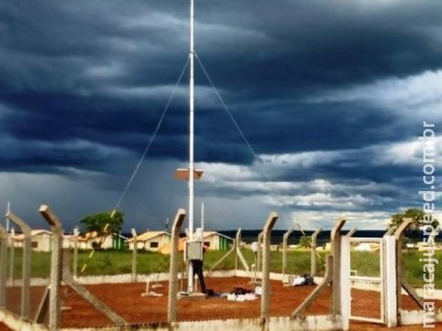 MS ganha 17 estações meteorológicas para monitorar clima e ajudar produtor