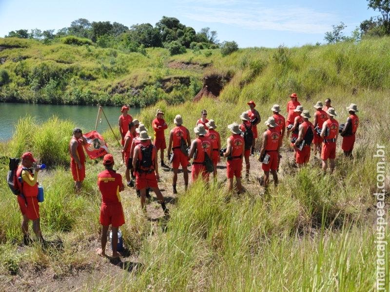 O 2º Grupamento de Bombeiros Militar encerra a 3ª semana do Curso de Mergulho Autônomo de Resgate – CMAUT