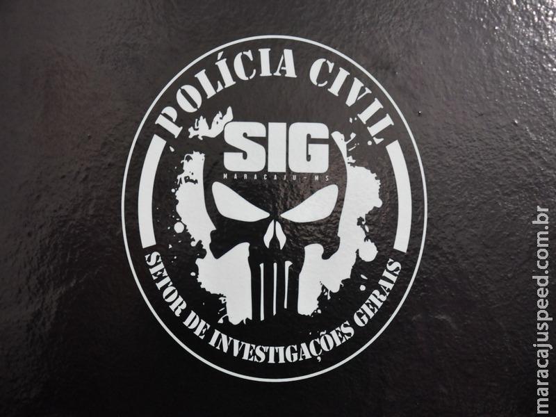 Polícia Civil de Maracaju cumpre mandados de prisão de envolvidos por homicídio e apreende drogas