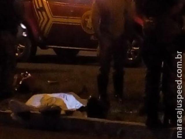 Dupla morre atropelada por veículo de vítima que havia acabado de roubar