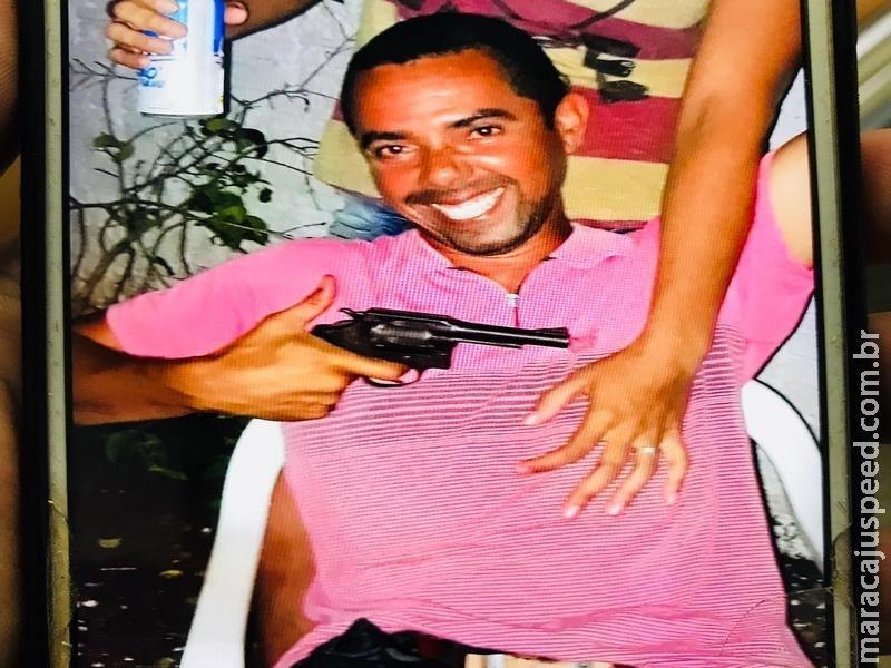 Maracaju: Cunhado atira em cunhado após ter atirado em sua amásia gestante na cabeça