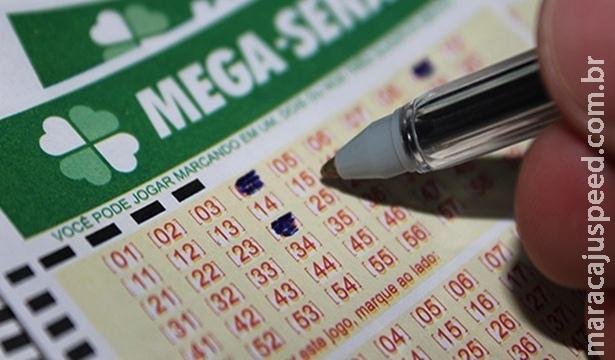 Mega-Sena deste sábado pode premiar apostadores com até R$ 10 milhões