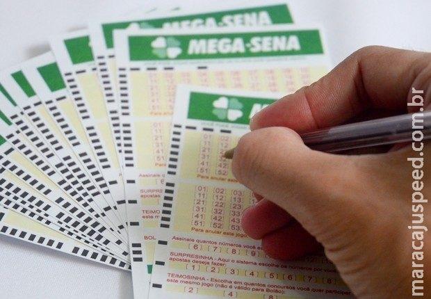 Nenhuma aposta acerta as seis dezenas da Mega-Sena; confira resultado