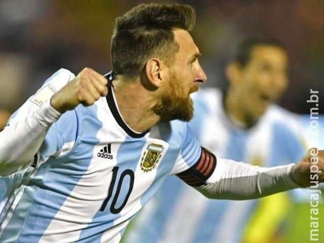 Copa chega hoje ao oitavo dia com Messi e Paolo Guerrero em campo