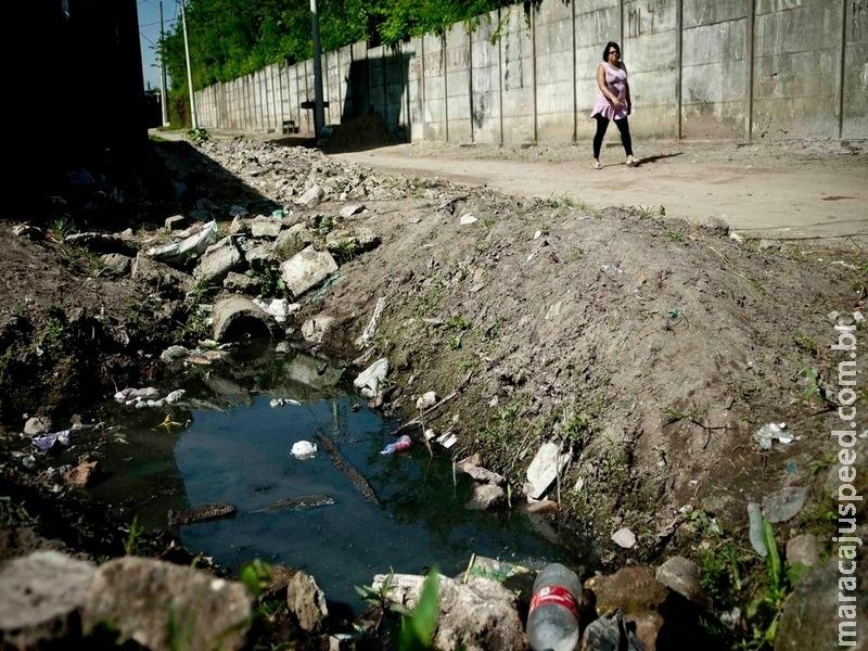Estudo diz que é preciso ampliar em 62% os investimentos em saneamento