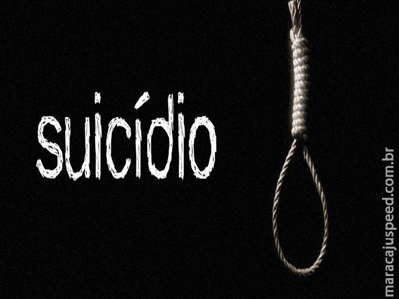 Maracaju: Idoso tenta suicídio e fica pendurado com corda enroscada em sua boca