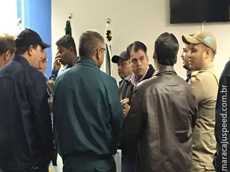 Maracaju: Vereadores se reúnem para definirem aonde serão implantados semáforos