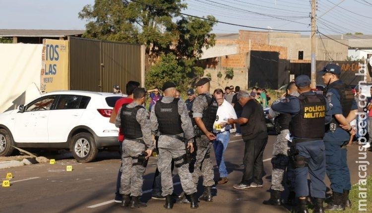 PM executado em avenida conversou com advogada sobre assassinato de Paulo Magalhães