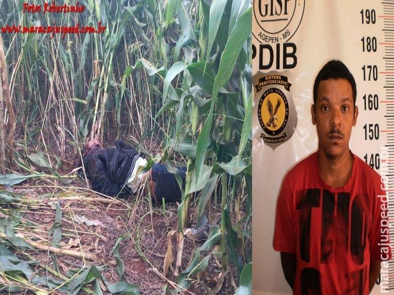 Polícia Civil de Maracaju identifica um dos autores de homicídio ocorrido há cerca de um mês
