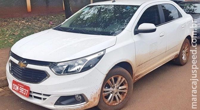 Polícia prende jovem que contratou taxista para roubar carro em Dourados