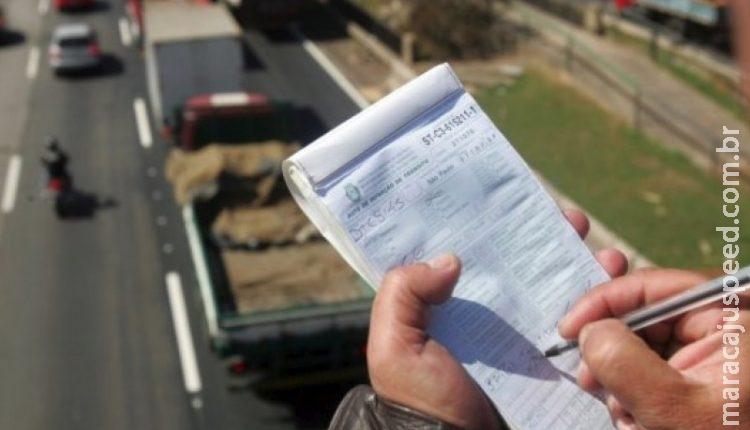 Tá na lista? Detran-MS divulga mais de 12 mil multas cadastradas em maio