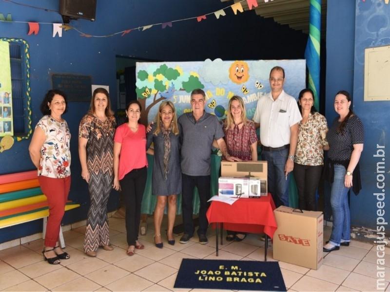 Concurso de reciclagem de óleo de cozinha vira projeto contínuo da prefeitura de Maracaju