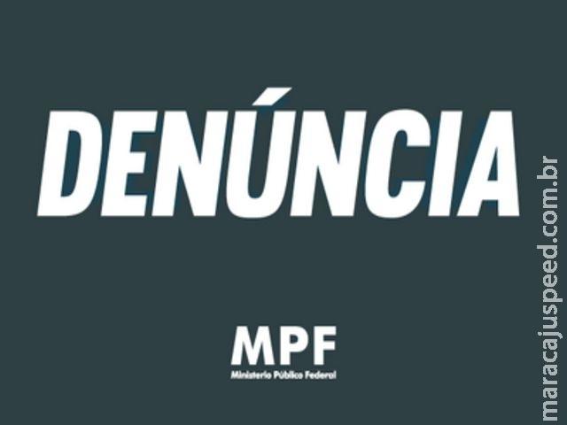 MPF denuncia cinco pessoas por tráfico internacional de drogas e armas no MS