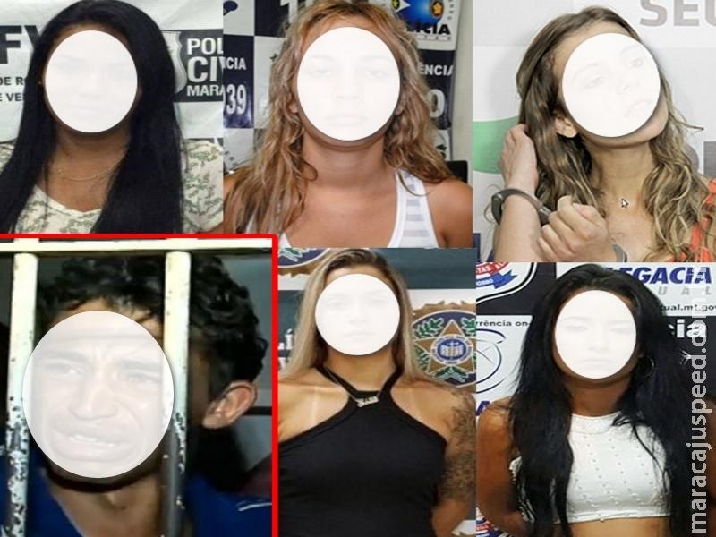 Pernambuco: Homem vai preso por engano em presídio feminino e é estuprado por 26 mulheres