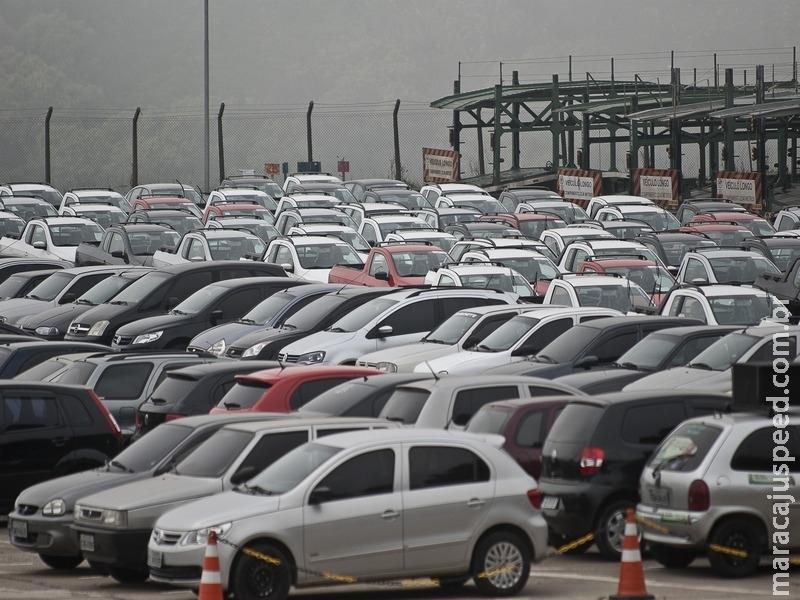 Agosto foi o melhor mês em produção de veículos dos últimos 4 anos