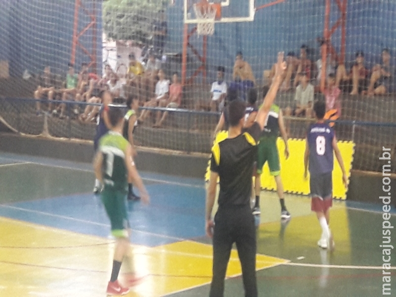 Estadual de Base Sub 15 final neste domingo em Maracaju