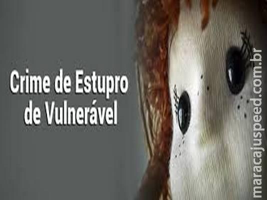 Maracaju: Homem é preso por estupro de vulnerável após beijar criança de nove anos em evento