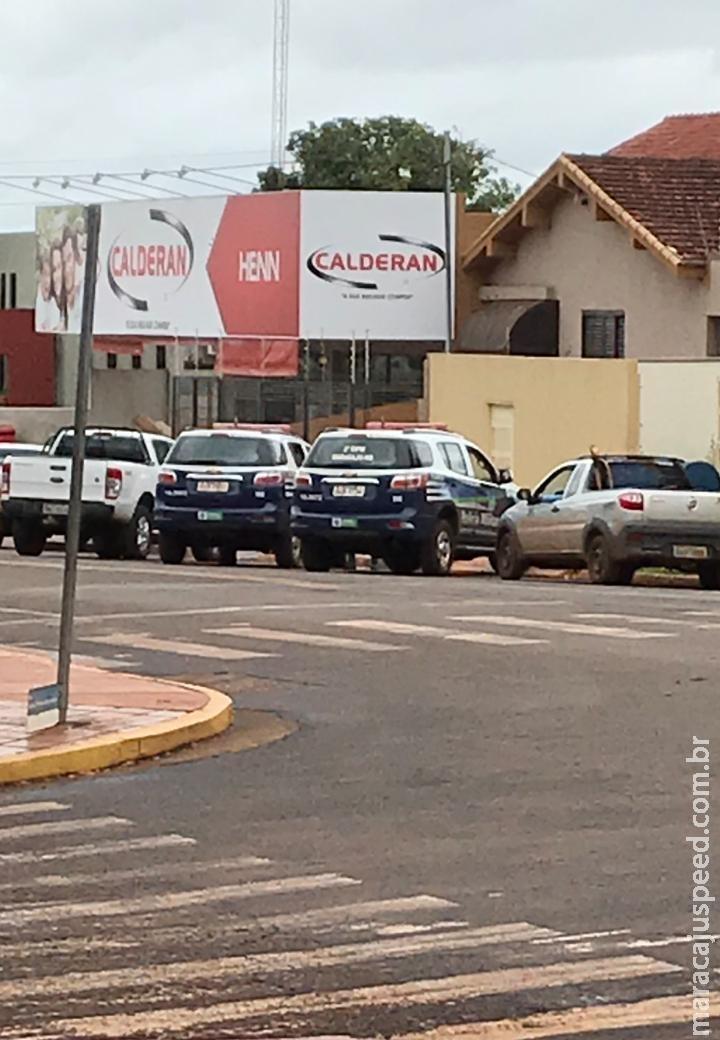 Agência dos CORREIOS é assaltada em Maracaju. Bandidos levam mais de 30 mil reais
