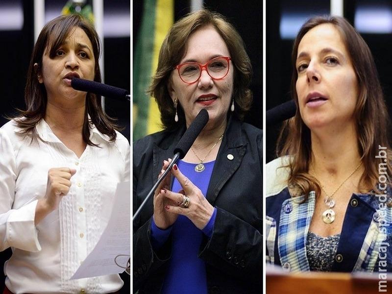 Com sete senadoras eleitas, bancada feminina no Senado não cresce