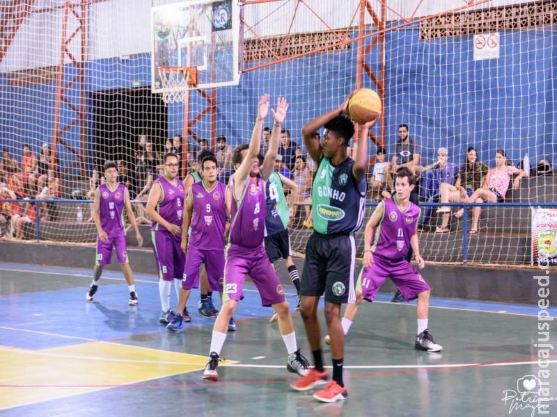 Maracaju: 19º CMBA - Municipal de Basquete tem final na sexta feira