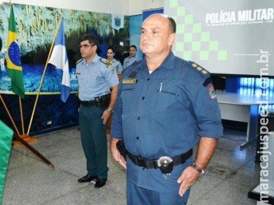 Comandante do DOF será novo superintendente de segurança pública