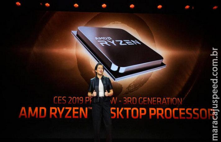 Foto revela suposto processador Ryzen de 12 núcleos e 24 threads baseado na microarquitetura Zen 2