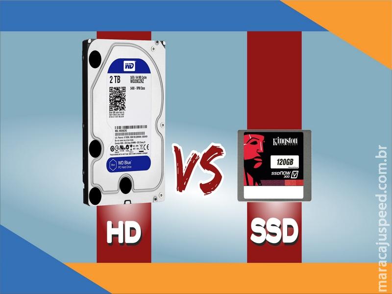 HD comum, de alta velocidade ou SSD: qual é o ideal para você?