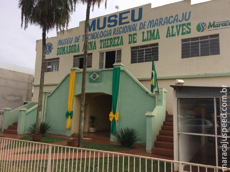 Maracaju: Museu Municipal tem telefone antigo furtado