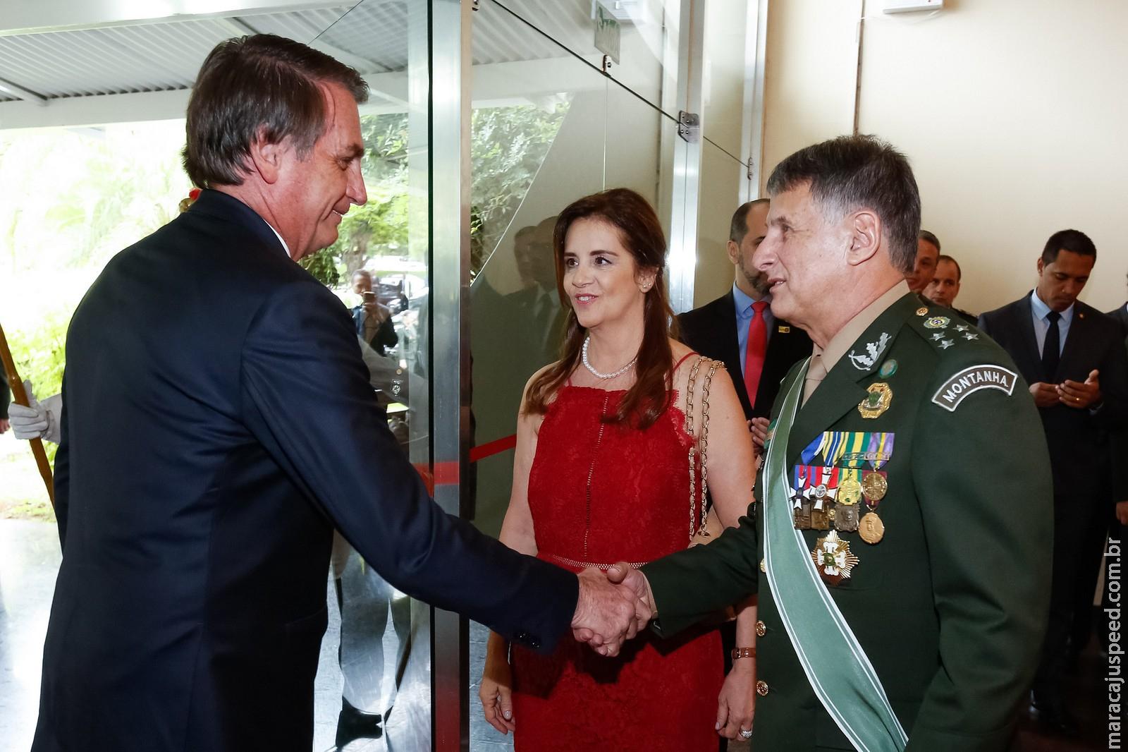 Novo comandante do Exército defende que militares fiquem de fora da reforma da Previdência