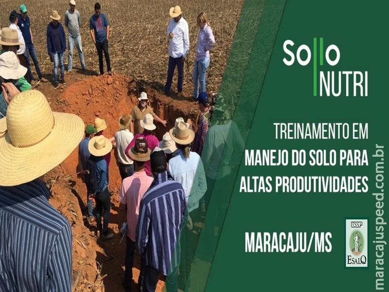 Agricultura rentável e eficaz é objetivo de curso da Esalq/USP em Maracaju