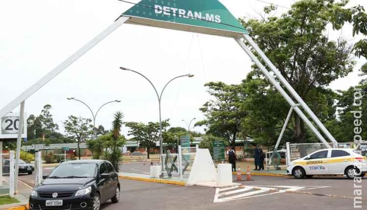 Após três dias fora do ar e suspeita de 'manobra', sistema do Detran-MS opera normalmente nesta sexta