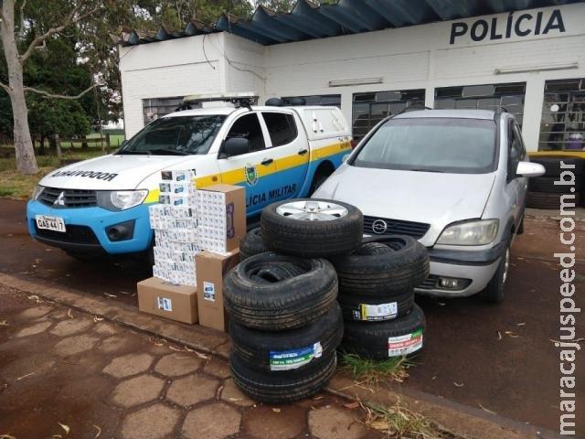 Militares rodoviários são presos pelo Bope com dinheiro de propina em MS