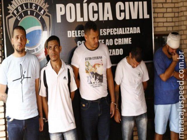 Central de inteligência do PCC estaria ligada a execução de Policial Militar em Maracaju
