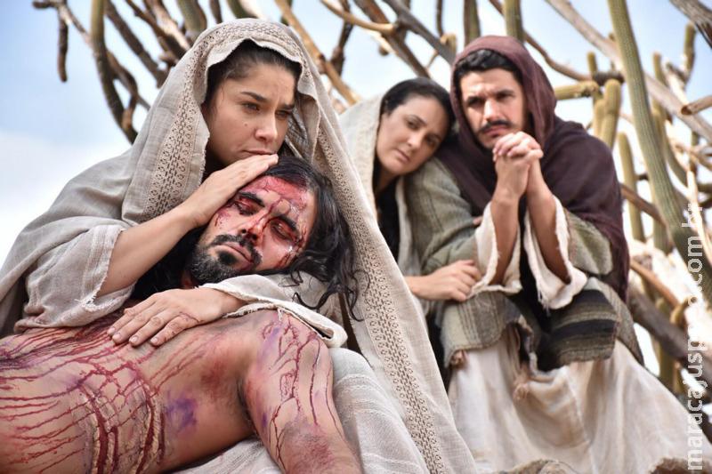Está chegando mais uma temporada da Paixão de Cristo de Nova Jerusalém
