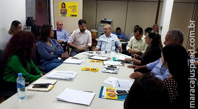 Estado, município e Ministério da Saúde discutem estratégias de combate à dengue