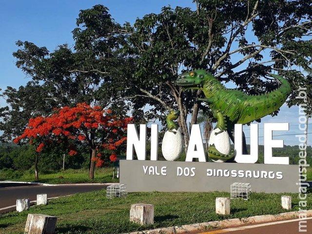 Lançado em 2015, Nioaque tem Vale dos Dinossauros ainda quase intocável