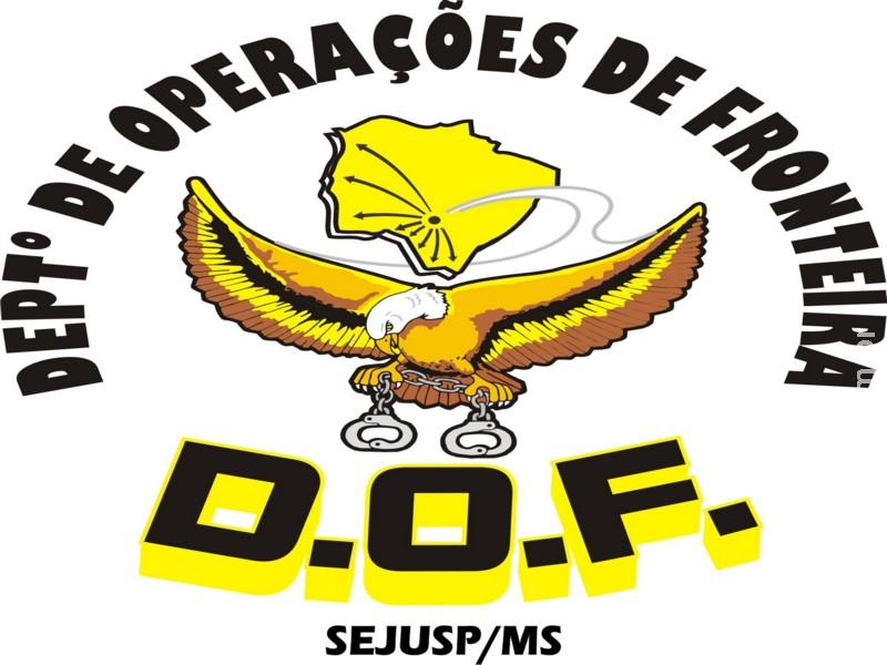 Maracaju: DOF prende na MS-164 homem foragido da Justiça