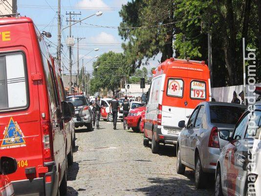 Oito vítimas do ataque em escola de Suzano permanecem hospitalizadas