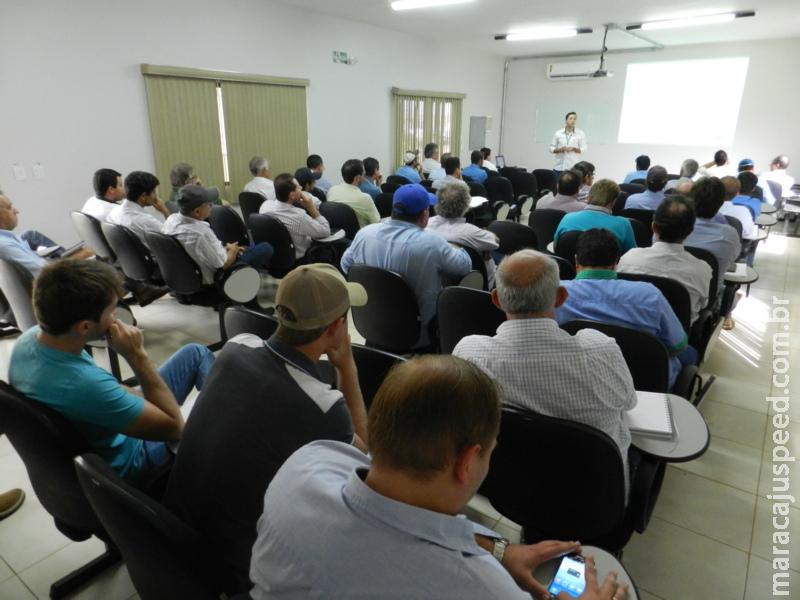 Circuito com apresentações de resultados sobre safra 18/19 começa amanhã em Maracaju