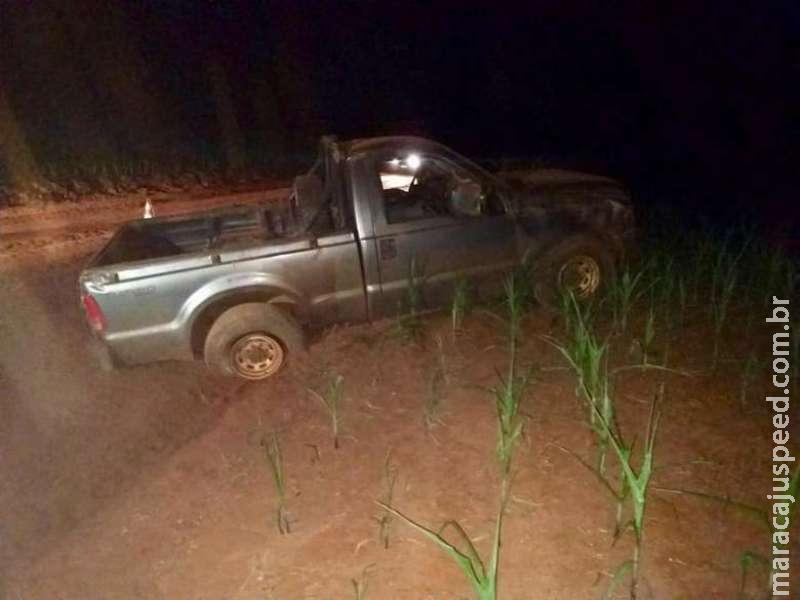Criança morre após ser arremessada de veículo em capotamento