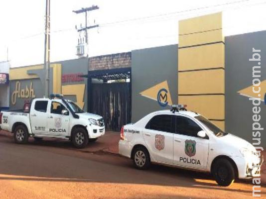 Homem é executado na saída de motel em Pedro Juan