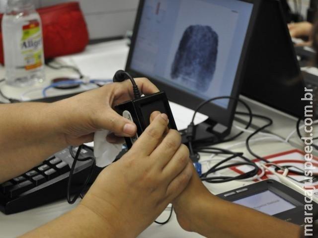 Mais de 33 mil eleitores cadastram biometria em duas cidades do interior