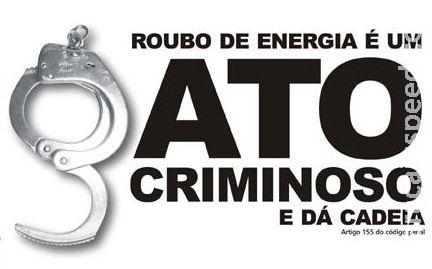 Maracaju: Homem é preso em flagrante após empresa constatar furto de energia elétrica