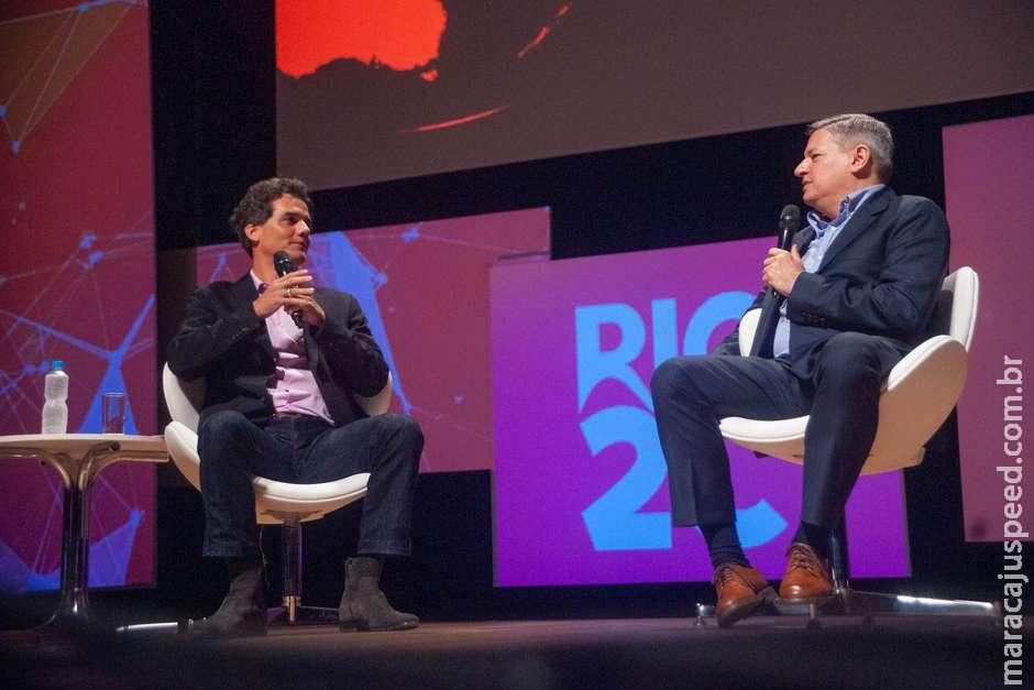 Netflix projeta parceria extensa com o Brasil