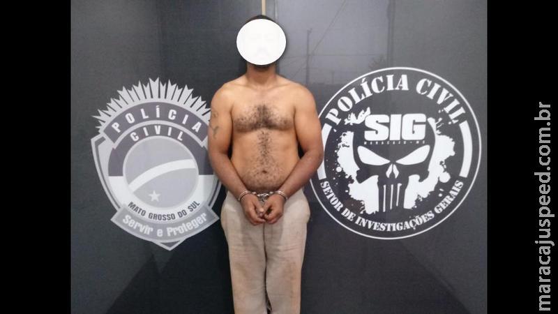 """Polia Civil e Militar prendem homem que """"queria brincar"""", por tentativa de estupro no Conjunto Ilha Bela"""