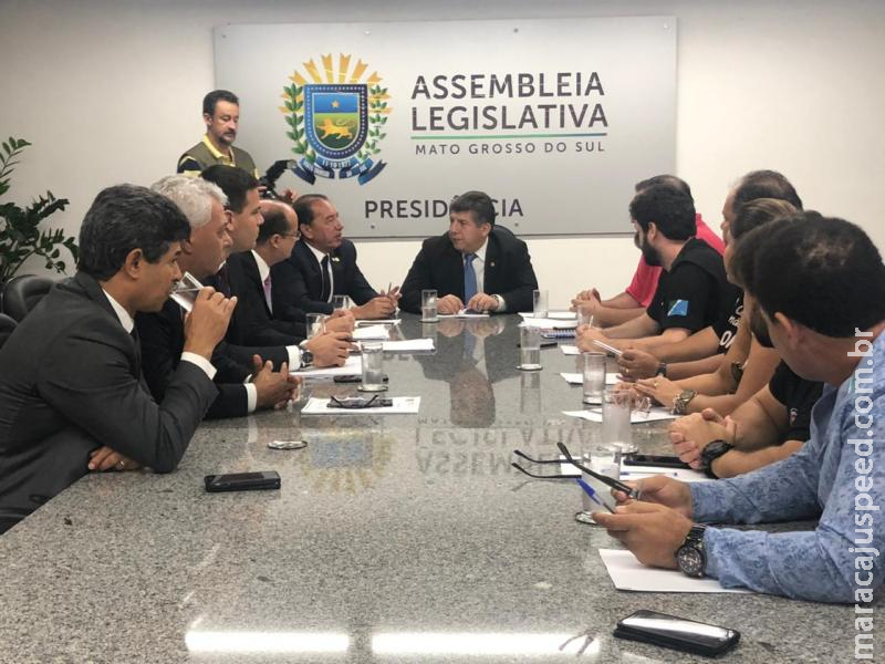 Governo vai fazer reunião para informar comissão sobre reajuste