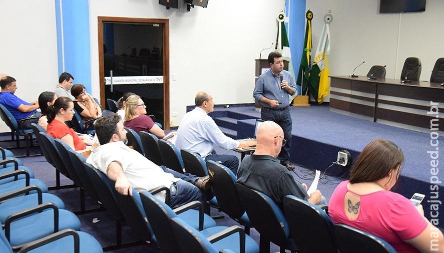 Maracaju: Audiência Pública de Demonstrativo e Avaliação do Cumprimento das Metas Fiscais e Físicas do 1º Quadrimestre do Exercício de 2019