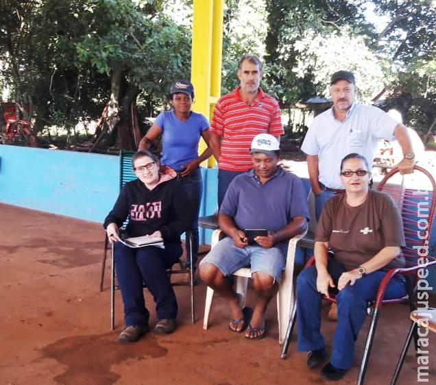 Maracaju: Parceria da prefeitura com o SEBRAE leva conhecimento sobre biodiversidade aos moradores do Quilombo São Miguel