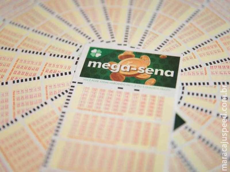 Prêmio da Mega-Sena é o 5° maior entre concursos regulares